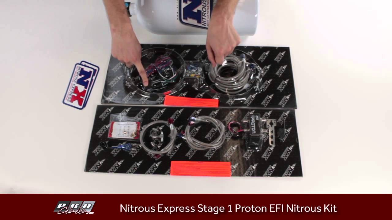 Nitrous Express Proton Kit Wiring Diagram For Unboxing Review Easy Horsepower