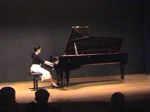 Esther Birringer - Debussy Preludes 1-6 - live