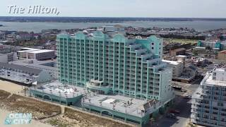 Ocean City's Year-Round Oceanfront Hotels