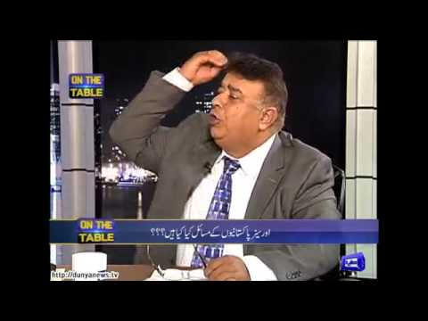The First Ever Talk Show about Overseas Pakistanis - Real Issues