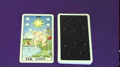 The Star Major Arcana #17 Interpretation and Meaning in a Tarot Card Reading