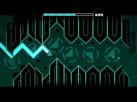 Geometry Dash | MoonDust By Lilbin And Snowmage
