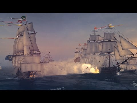 Naval Action - Early Access Trailer 1 [Official]