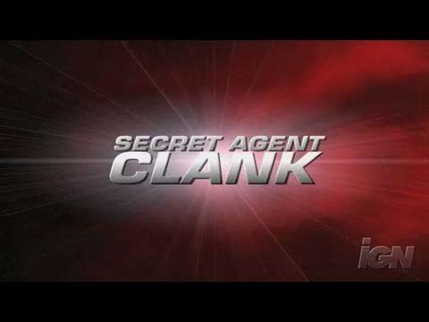 Secret Agent Clank Sony PSP Trailer - Official