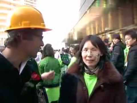 Danwei TV Hard Hat Show: Super Girl Frenzy
