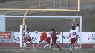 10-2-2012 High School Soccer @ Dodge City, KS