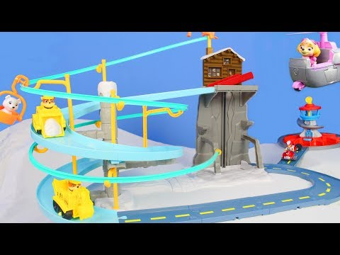 PAW PATROL: Feuerwehrmann Marshall & Rubble Mountain Rescue | Unboxing Video auf Deutsch