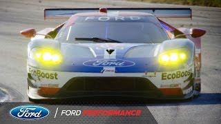 Relive Ford GT