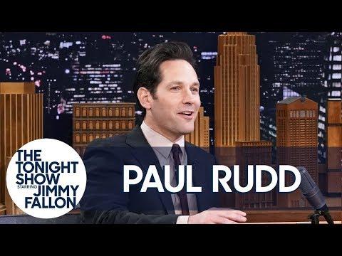 Paul Rudd Fainted in a Hong Kong Bathroom and Woke Up in an Odd Position