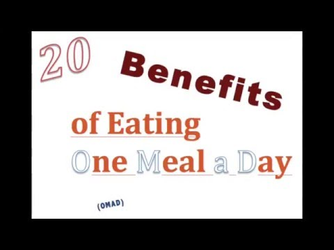20 Benefits of Eating One Meal a Day