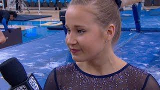 UCLA's Madison Kocian on 'fixing all the little things' following intersquad showcase,...