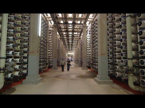 Israeli Desalination Tour