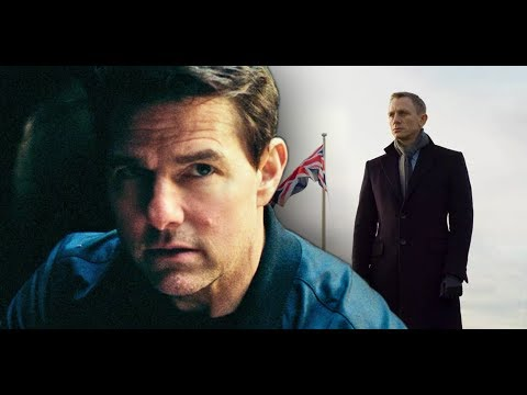 Mission Impossible: Fallout VS Bond 25  James Bond Radio Podcast 142