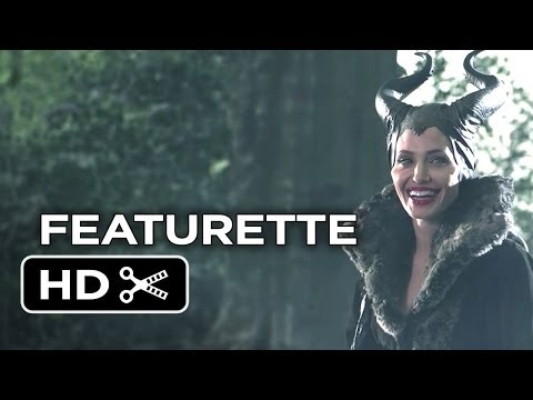 Maleficent Featurette - A Villain and Her Horns (2014) - Angelina Jolie Disney Movie HD