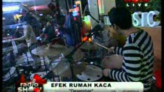Efek Rumah Kaca - Desember @Radioshow_tvOne 9-2-2012