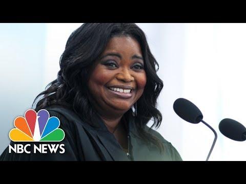 Octavia Spencer's Kent State Speech 2017 Commencement (Full) | NBC News