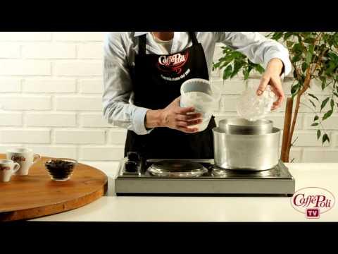 Candele con Caffè: Tazzina da Espresso Creativa - Idee Regalo Caffè Poli Torrefazione TV