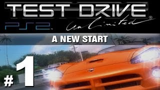 Test Drive Unlimited HD (PS2) - Part #1 - A New Start