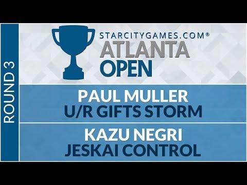 SCGATL - Round 3 - Paul Muller vs Kazu Negri [Modern]