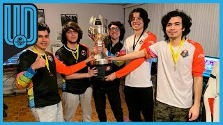 Rainbow 7, el equipo mexicano, sorprendió a todos al convertirse en el campeón en el torneo Clausura 2020, de la Liga Latinoamericana de League of Legends, al vencer 3-2 All Knights. Parece que no tienen límite    #R7 #Worlds2020 #LeagueofLegends
