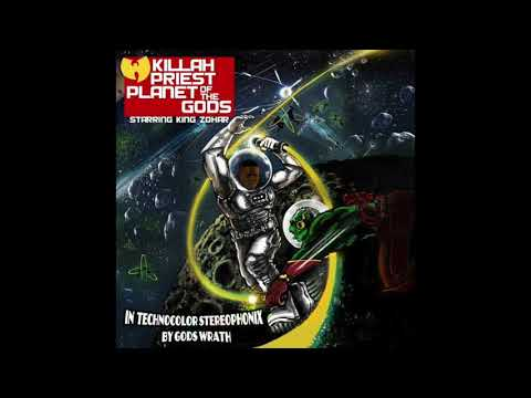 Killah Priest - Centrality of Our Mystic Imagination - Planet Of The Gods