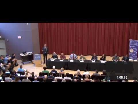 UNC-Chapel Hill Faculty Discuss Intervention in Syria