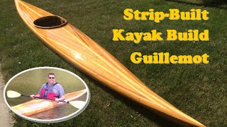 Guillemot Kayak Build