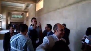 بالفيديو.. أصدقاء مالك عدلي يستقبلون تأييد إخلاء سبيله بالزغاريد
