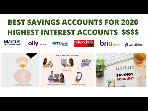 the-most-profitable-savings-accounts-for-2020-highest-interest-rate