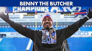 Benny The Butcher X Buffalo Bills | Beasts In The AFC East