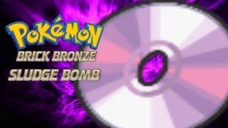 Roblox Pokemon Brick Bronze Extras - How To Get Sludge Bomb! (TM 36)