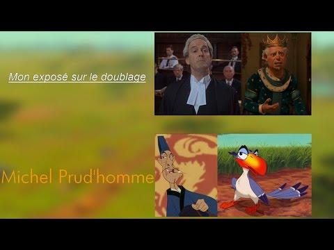 Vidéo - Michel Prud'homme