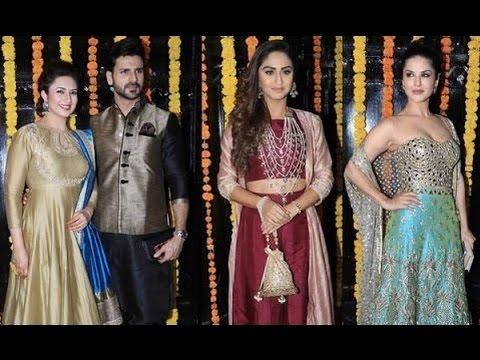 Bollywood Celebs At Ekta Kapoor's GRAND Diwali Party 2016