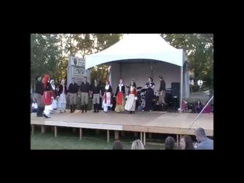Tallahassee Greek Festival 2012 - 5:30pm Performance