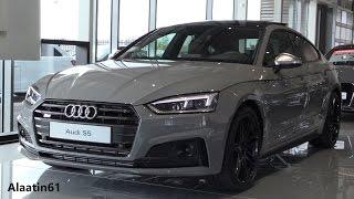 audi s5 sportback 2018 exhaust sound in depth review interior exterior