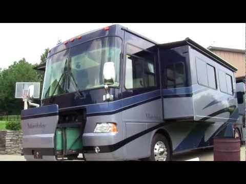 2004 Mandalay 40B class A diesel pusher luxury motorhome