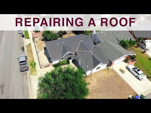 Why a Pro Should Repair Your Roof - DIY Network