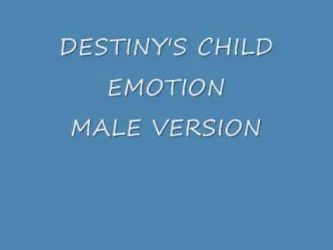 DESTINY'S CHILD - DESTINY'S CHILD - EMOTION LYRICS