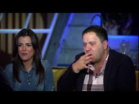 شاهد عزومه الغدا من شيماء ومادي لادوارد و زوجته فيفيان - Talata Fe Wa7ed