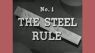The Steel Rule
