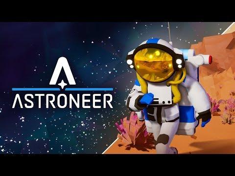 Astroneer получила релизную версию на Xbox One и поддержку Xbox Play Anywhere