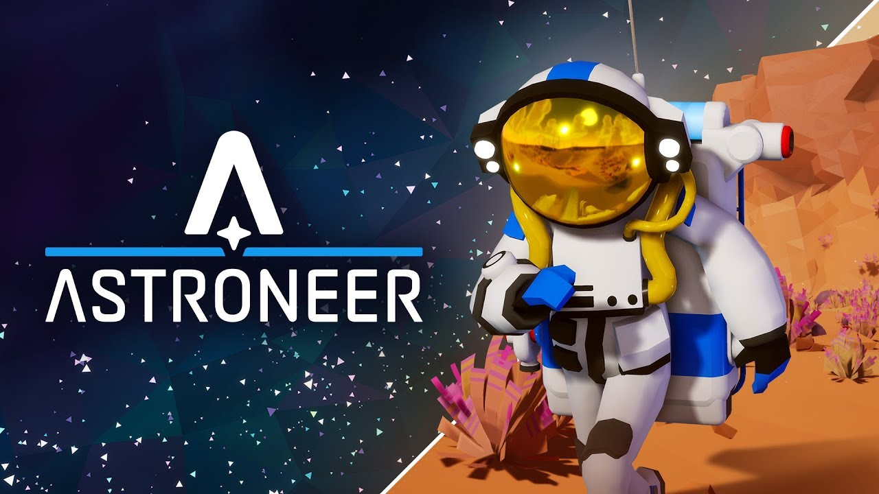 Buy ASTRONEER from the Humble Store