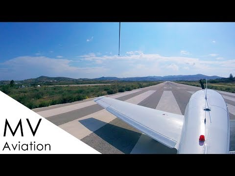Island-hopping Greece PART 5 | Milos to Heraklion in a Mooney live ATC