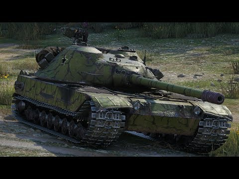 World of Tanks K-91 - 10 Kills 11K Damage (1 VS 5)