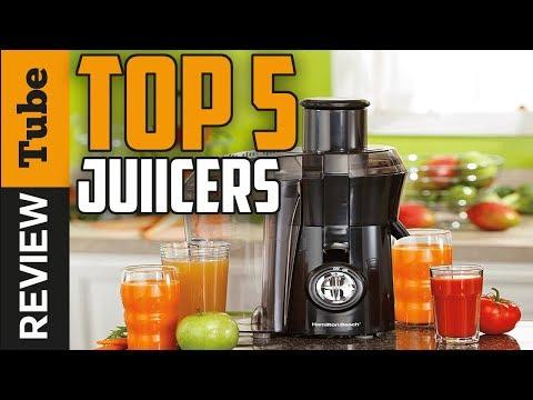 ✅Juicer: Best Juicer 2019 (Buying Guide)