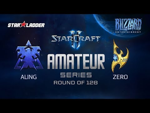 Amateur Series Round Of 128: Aling (T) Vs Zero (P)