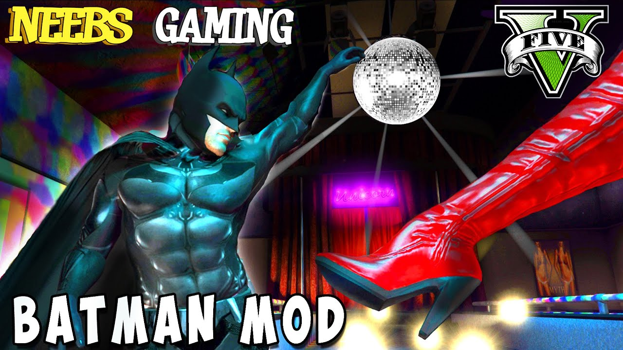 b4b787492ab BATMAN BANGS A HOOKER - GTA 5 BATMAN MOD - Batmobile, Batpod, Batwing -  Funny Moments