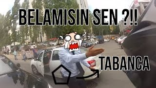 Stupid and Crazy People, Biker Fights, Helpful People, Motorbike Crash in Turkey #2