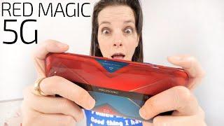RedMagic 5G -ZASCA a OnePlus ¿el NUEVO MEJOR Android?-