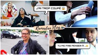 RAMADAN VLOG16: JE REGRETTE MA COUPE DE CHEVEUX 💇♀️ ✂️ ?😦 2019